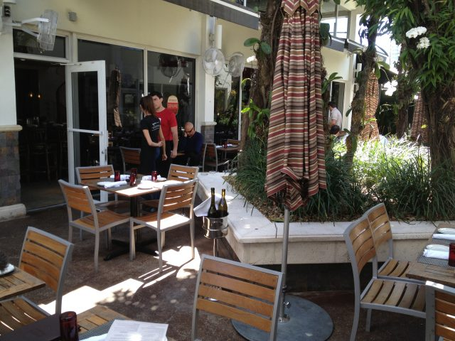 Ponto Miami Restaurantes em Miami Michael's 003