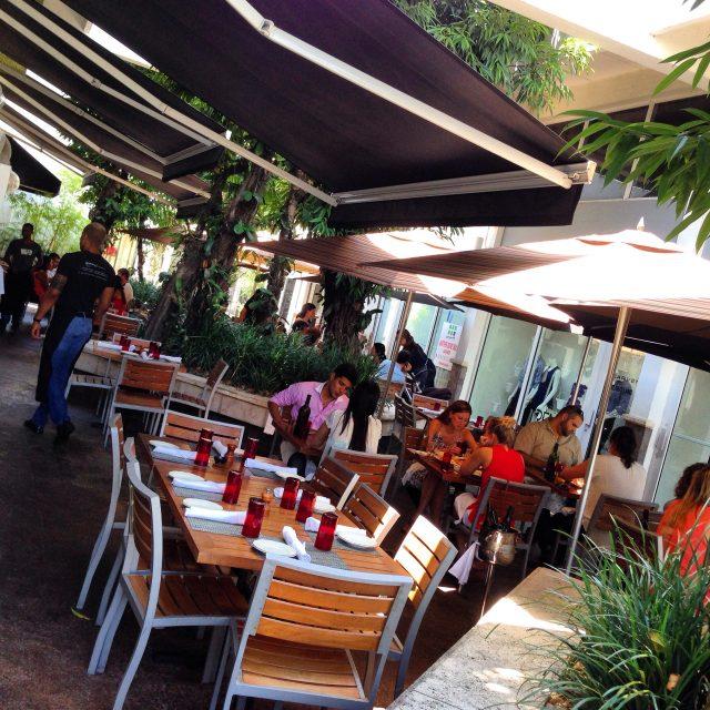 Ponto Miami Restaurantes em Miami Michael's 002