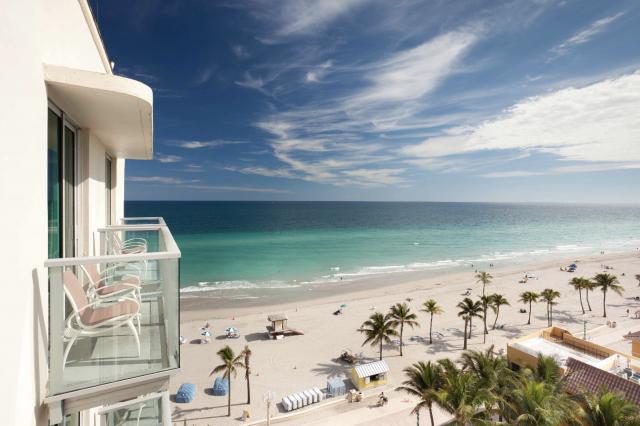 Ponto Miami Hoteis em Miami Marriott Hollywood 003
